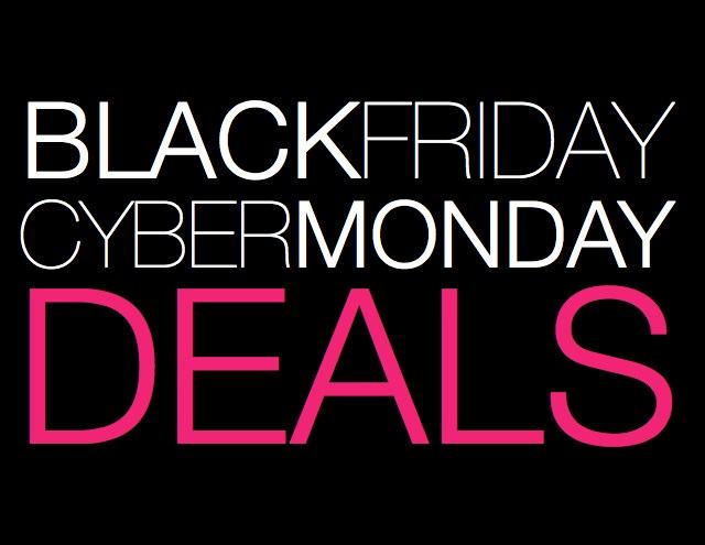 Black Friday Cyber Monday Deals 2017